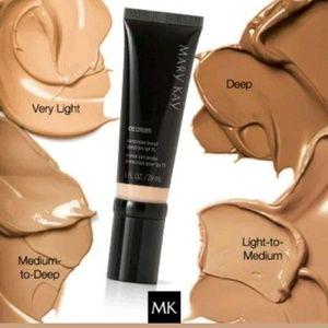 CC Cream (light to medium)